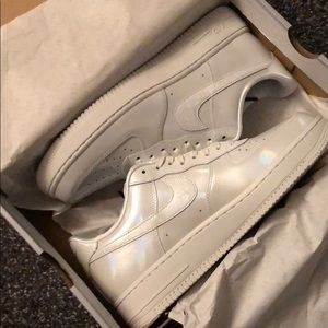 Brand New Nike Air Force 1 '07 LX White